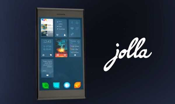 Tutto Jolla Sailfish Manuale e istruzioni telefono e O.S.