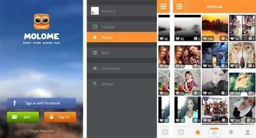 MOLOME arriva su telefoni Nokia Lumia ma solo Windows Phone 8