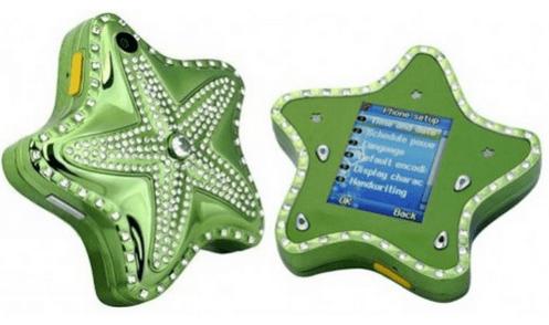 Starfish Diamond
