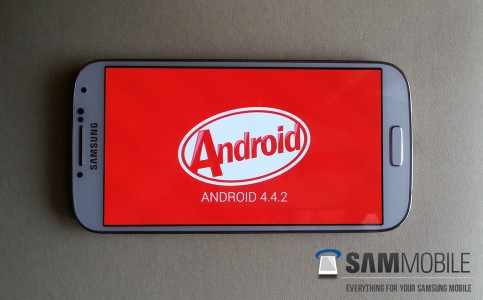 Galaxy S4 Android 442 KitKat Download ROM I9505XXUFNA1