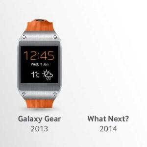 Galaxy Gear 2 in arrivo gi al CES 2014 710 gennaio