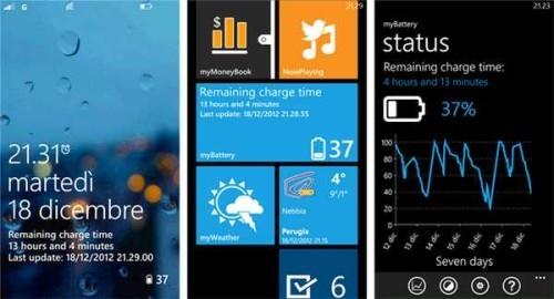 myBattery per Nokia Lumia GRATIS ma per poco tempo