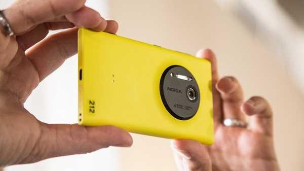 Nokia Lumia 1020 comando vocale come fare una telefonata