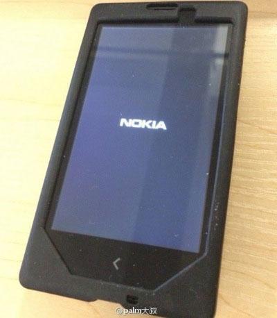Nokia Android Nokia Normandy nuova foto