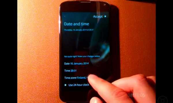 Sailfish per Nexus 4 La ROM funziona anche su Nexus 5 e Nexus 7