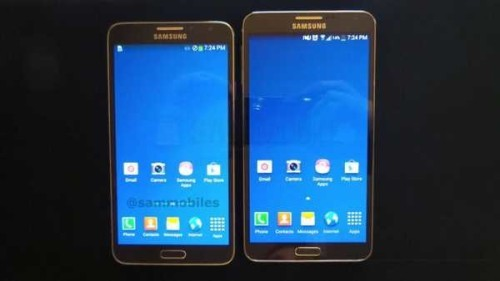 Anteprima Galaxy Note 3 Neo Lite le foto del Phablet economico