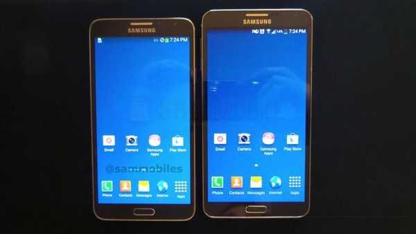 Anteprima Galaxy Note 3 Neo ( Lite ) le foto del Phablet economico