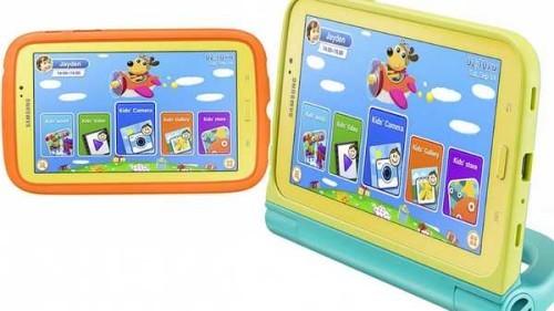 Manuale Samsung Galaxy Tab 3 Kids SMT2105 Libretto istruzioni