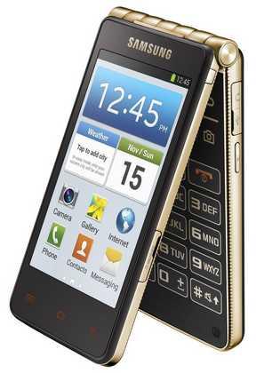 Manuale Samsung I9230 Galaxy Golden Libretto istruzioni