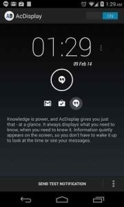 Notifiche a Display Spento su Android ecco come fare