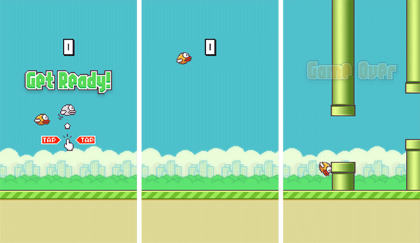 Alternative a Flappy Bird per Nokia Lumia Gratis Windows Phone