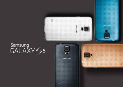 Galaxy S5 Samsung la nuova frontiera della tecnologia mobile