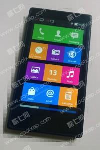 Nokia X arrivano nuove fotografie Un Lumia con Android ?