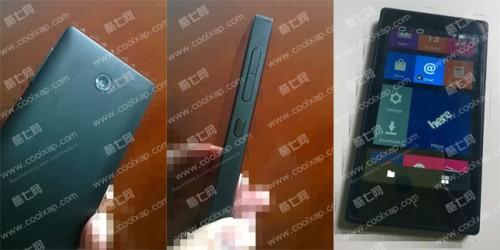 Nokia X arrivano nuove fotografie Un Lumia con Android