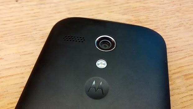 Resettare il Moto G Reset impostazioni di fabbrica sul Motorola