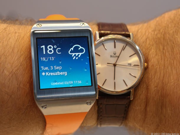 Galaxy Gear 2 Non avr? Android ma Tizen