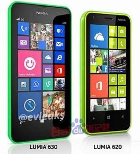 Nokia Lumia 630 nuova immagine trapelata in rete