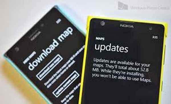 Nokia aggiorna le mappe offline su Maps QUI