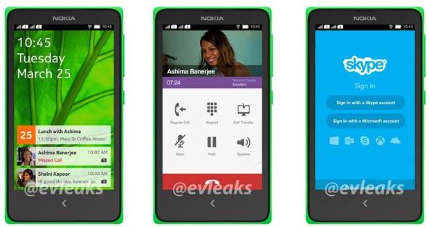 Nokia X o Nokia Normandy confermato al MWC Android di fascia bassa