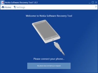Telefono Nokia è morto ? riparalo con Nokia Software Recovery Tool