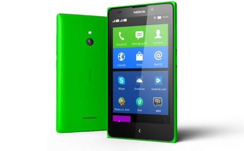 Nokia XL Dispaly 5 pollici al prezzo di 110 € telefono grande e economico