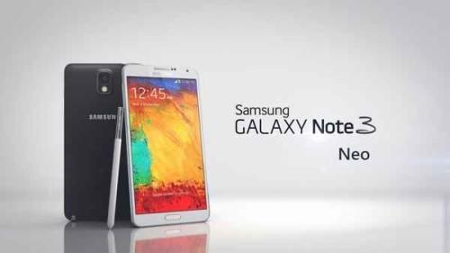 Galaxy Note 3 Neo Anteprima e confronto con Note 2, Note 3 e Galaxy S4