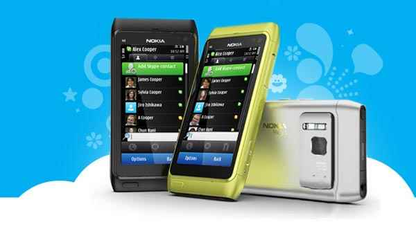 Skype per Symbian abbandona il Nokia Store download alternativo