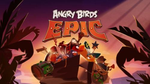 Angry Birds Epic per Nokia Lumia in anteprima per iPhone