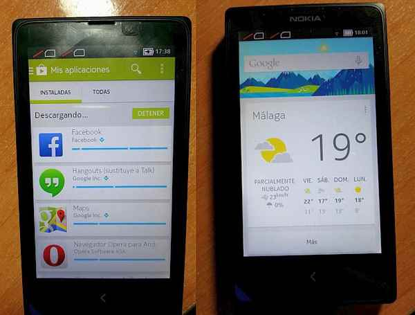 Nokia X Root installare Apk e Google Play Store e Google Now Launcher