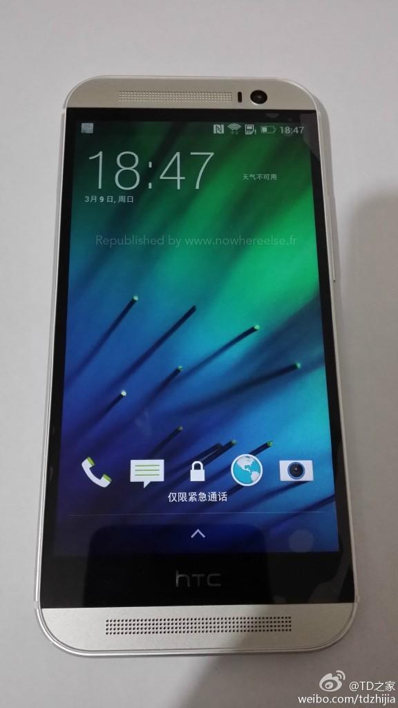 Download HTC M8 sfondi, toni e suonerie Leak