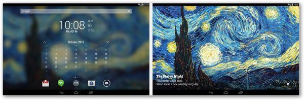 Guida Android come cambiare in automatico lo sfondo del telefono