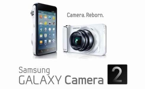 Samsung Galaxy Camera 2 EK-GC200 manuale italiano e libretto istruzioni