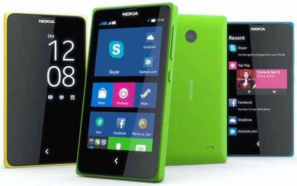 Nokia X Download suonerie e sfondi originali del telefono Android