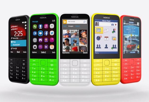Nokia 225 telefono economico dual sim con 36 giorni di autonomia