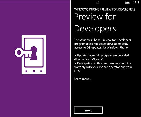 Nokia Lumia Come installare Windows Phone 8.1 Developer Preview sul telefono