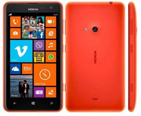 Manuale Italiano Nokia Lumia 625 Libretto istruzioni