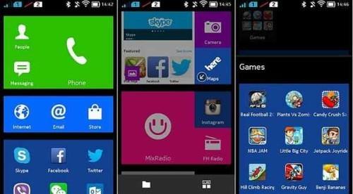 Nokia X, X+, XL come personalizzare Sfondi, Widget, suonerie e molto altro