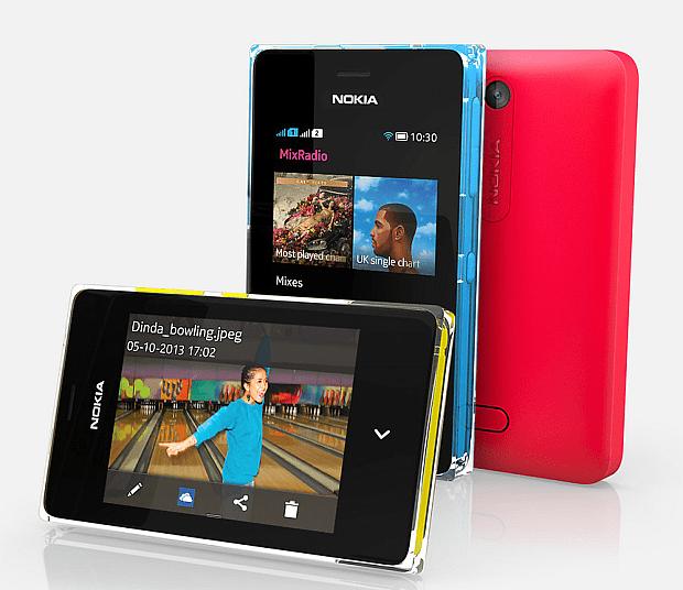 Ultimo aggiornamento software per Nokia Asha 500, 501, 502, 503 e 230