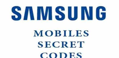 La lista completa dei Codici segreti per telefoni Samsung