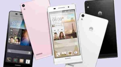 Huawei Ascend P7 Download Manuale e libretto istruzioni