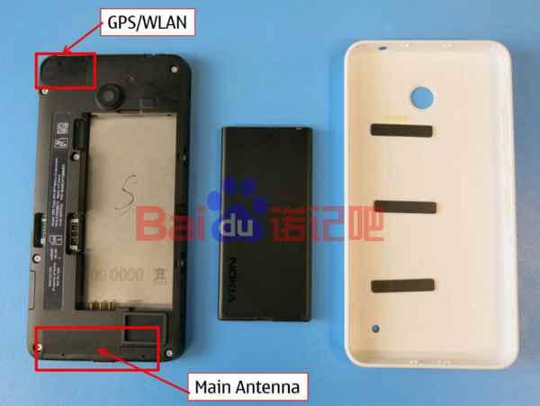 Nokia Lumia 630 come smontarlo Le foto dei componenti interni