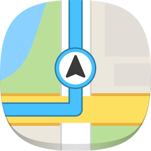 GPS Navigation & Maps App Android con mappe online e offline