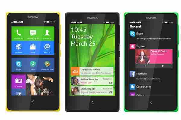 Nokia X2 Android presentato a giugno Microsoft Mobile mantiene Android