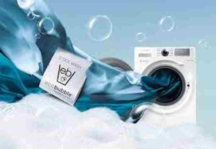 Manuale italiano Samsung Crystal Blue 10 Kg Serie 9000 Istruzioni
