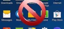 Guida come togliere le app installate di fabbrica su telefoni Android senza il Root