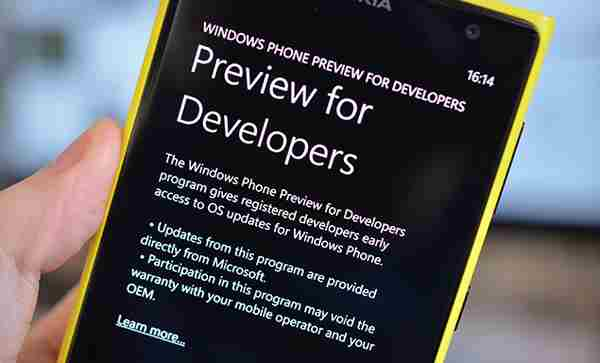 Nokia Lumia Download ultimo aggiornamento Windows Phone 8.1