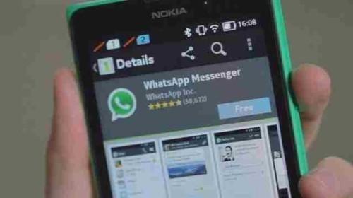 Applicazione non supportata come Installare Whatsapp Nokia X, Nokia X+, Nokia XL