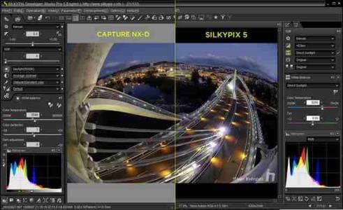 Capture NX-D Download manuale italiano per creare foto di qualità