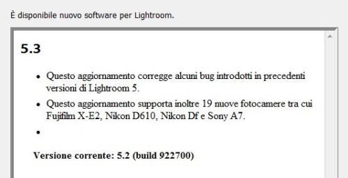 Manuale italiano Adobe Lightroom 5 imparare ad usare il fotoritocco