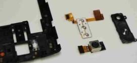 LG G3 guida e istruzioni smontare e rimontare telefono Android